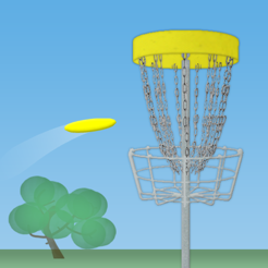 ‎Disc Golf Game