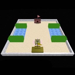 3D Battle of Tanks