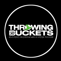 Throwing Buckets Magazine