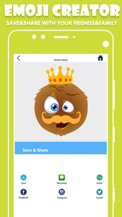 Emoji Creator: Emoticons Maker screenshot-4
