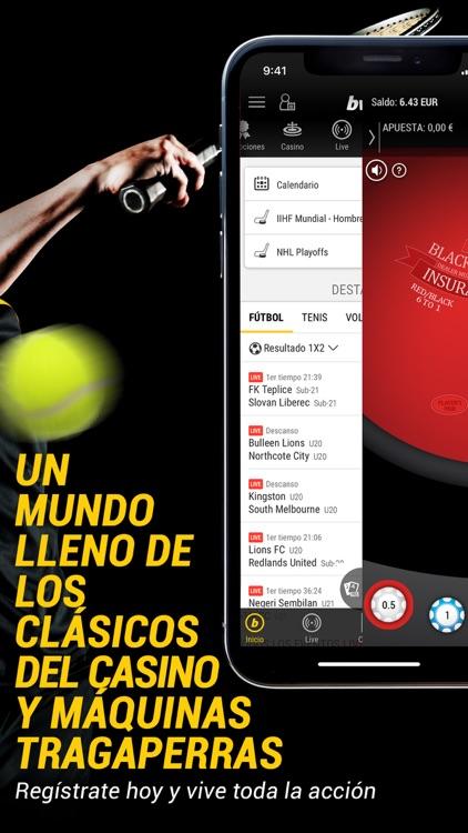 bwin Apuestas Deportivas screenshot-4