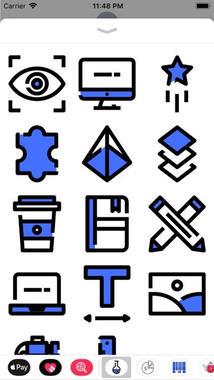 Creativity Stickers screenshot-4