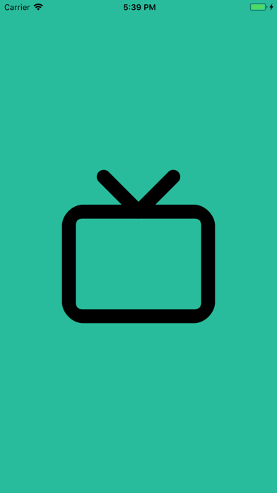 Screenshot #1 pour iPTV with Chromecast support