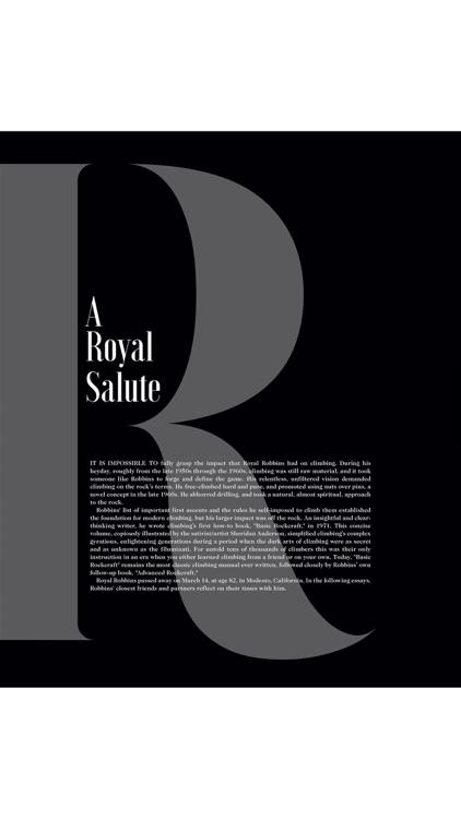 Rock and Ice Magazine screenshot-4