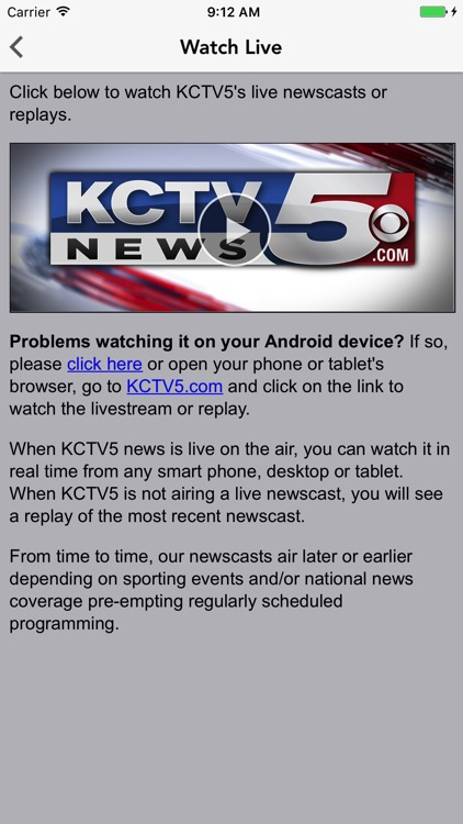 Kansas City Weather Radar KCTV screenshot-3