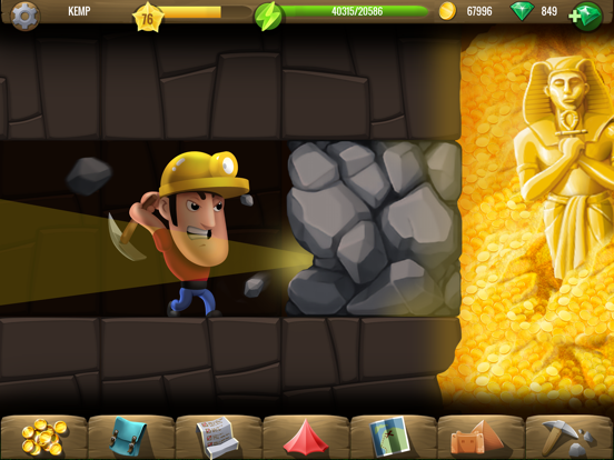 Diggy's Adventure: パズルゲームのおすすめ画像6