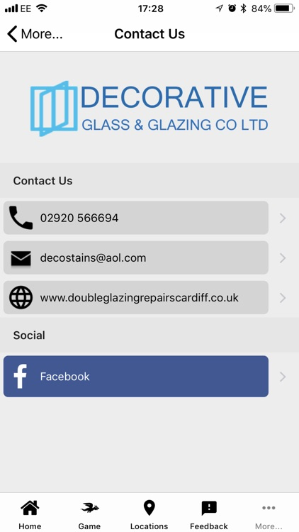 Decorative Glass Glazing