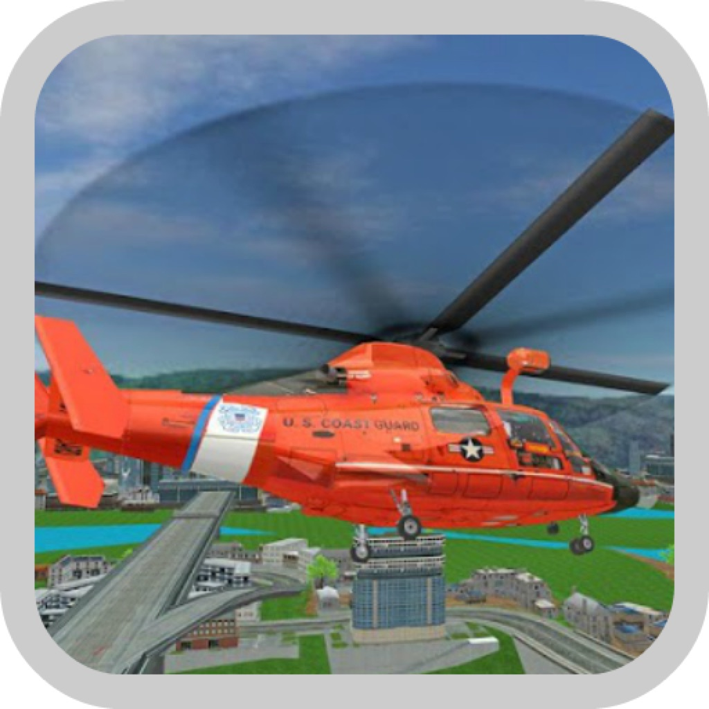 Ambulance Helicopter: Rescue F hack