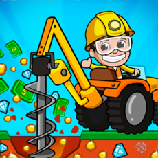 ‎Idle Miner Tycoon: Gold Rush