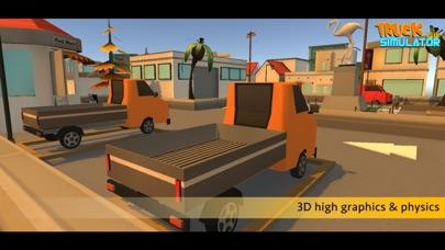Logistics Truck Simulator 2018 screenshot two