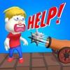 暇つぶしパズルゲーム - Save them all - iPadアプリ
