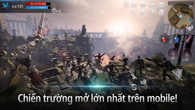 Lineage2 Revolution Vietnam screenshot-3