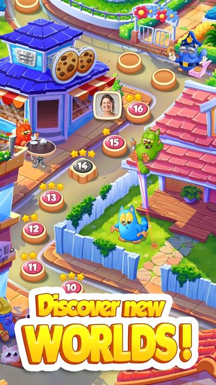 Cookie Cats Blast screenshot-3