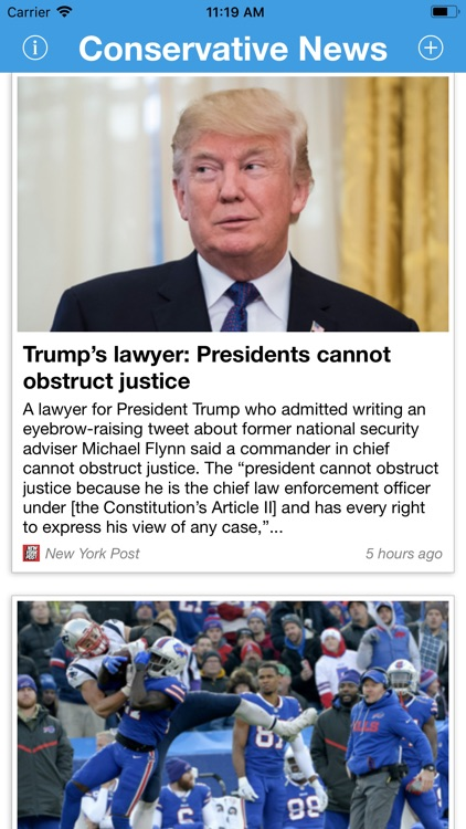 Conservative News screenshot-4