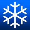 Core Coders Ltd - Ski Tracks kunstwerk