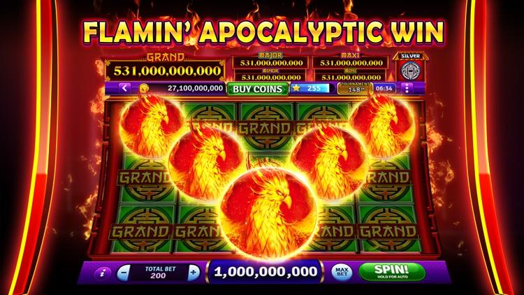 Billion Cash Slots-Casino Game screenshot-6