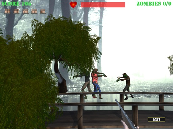 Zombie Attack Shooter Pro screenshot 8