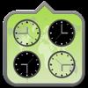Time Zones Menu Bar