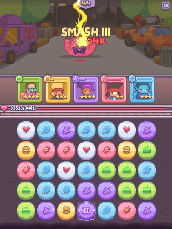 Match Land tablet App screenshot 6