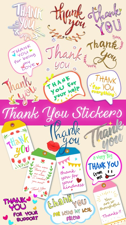 Thank you e greeting cards set by sok yin yeong thank you e greeting cards set m4hsunfo