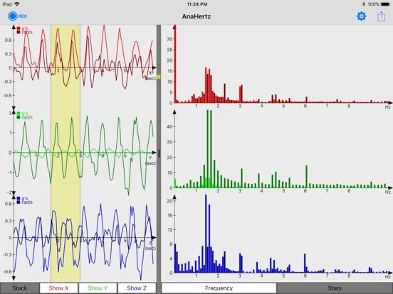 Anahertz frequency analysis app price drops screenshot 1 for anahertz frequency analysis ccuart Gallery