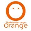 Optimization range [Orange]アイコン