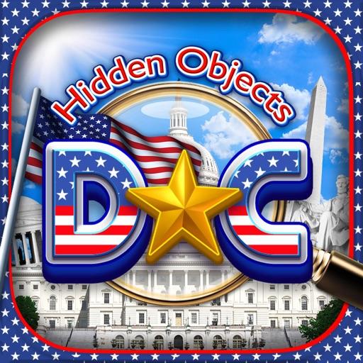 Hidden Objects DC Secret Quest