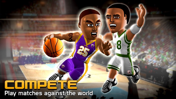 Big Win Basketball screenshot-1