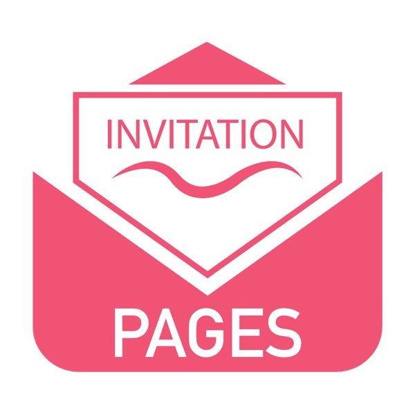 Invitation Cards for Pages