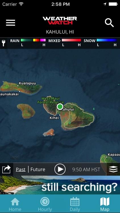 WEATHERWatch Hawaii