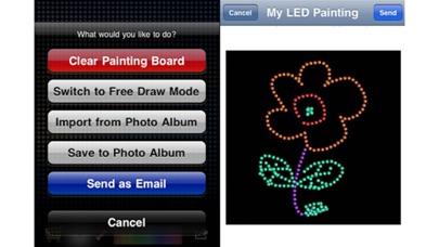 LED Paint Pro screenshot three