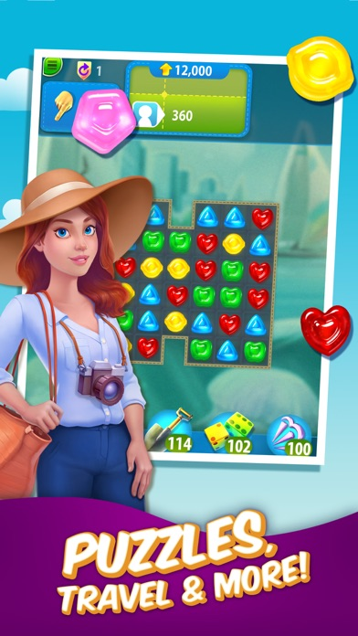 download Gummy Drop! – A Match 3 Game