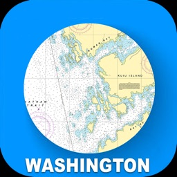 Washington USA Nautical Charts