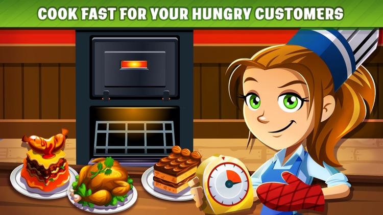 Cooking Dash™