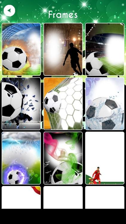 Football Photo Frames screenshot-3