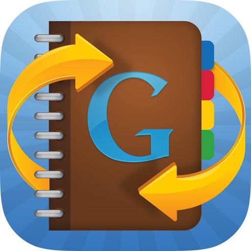 Kontakte Sync für Google Gmail