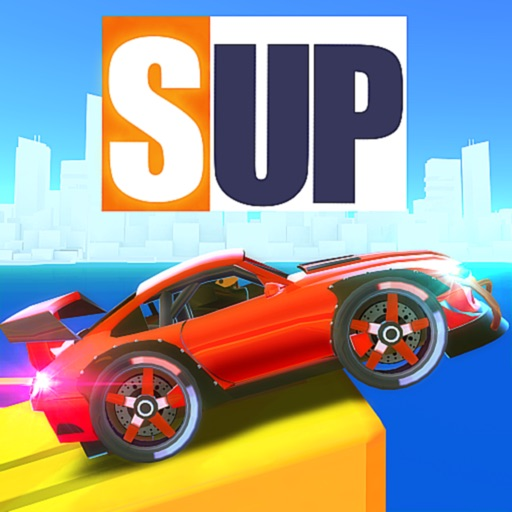 SUP Multiplayer Racing app for ipad