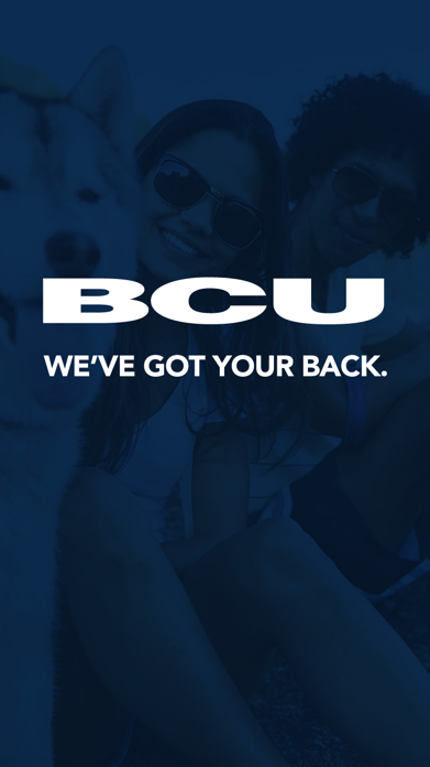 BCU Mobile Banking Screenshot