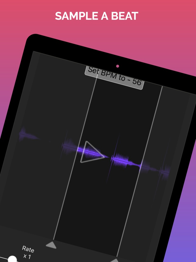 Συνδέστε το MIDI πληκτρολόγιο στο iPhone