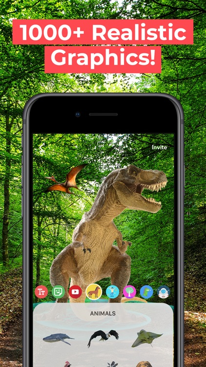Leo AR ◉ #1 Augmented Reality screenshot-3