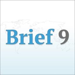 Brief 9 - News under 9 minutes