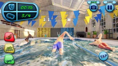 Swimming Pool Race 2019 by Tahir Mahmood (iOS, United States ...