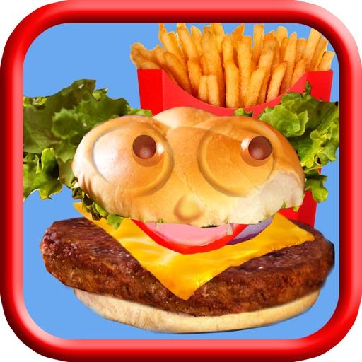 Chatty Burger iOS App