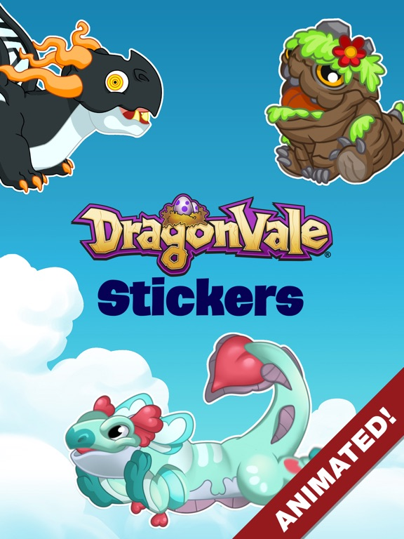 DragonVale Stickers screenshot 6