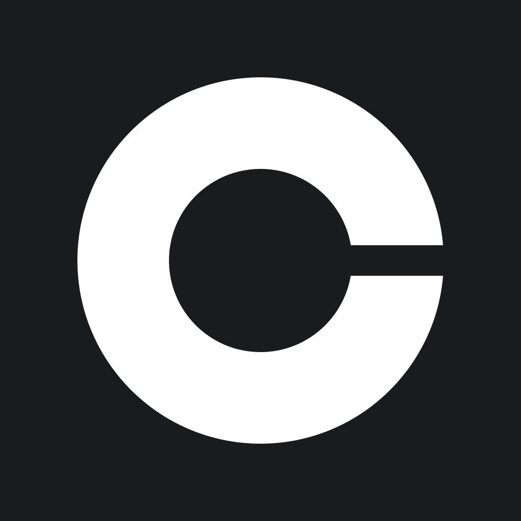 Coinbase Pro logo