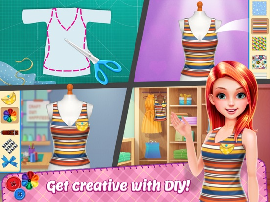 DIY Fashion Star screenshot 8