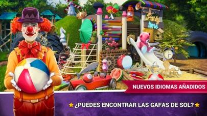 Objeto Oculto Parque InfantilCaptura de pantalla de1