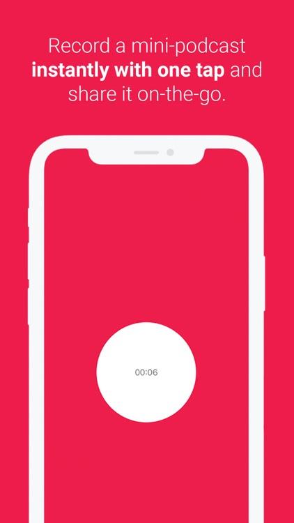 Logcast - Social Audio Network