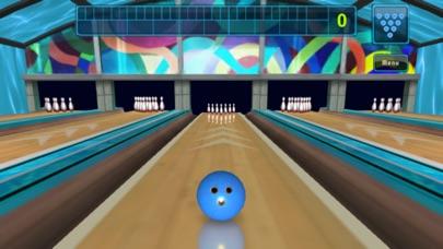 3d - bowling - bowling - spielScreenshot von 1