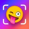 爆笑・マスク・カメラ - iPadアプリ